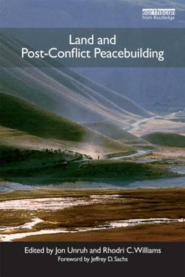 Land and Post-Conflict Peacebuilding - Post-conflict Peacebuilding and Natural Resource Management (Paperback)