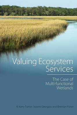 Valuing Ecosystem Services: The Case of Multi-functional Wetlands - Routledge Studies in Ecosystem Services (Paperback)