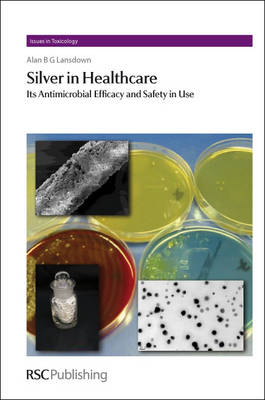 Silver in Healthcare: Its Antimicrobial Efficacy and Safety in Use (Hardback)