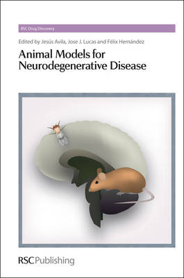 Animal Models for Neurodegenerative Disease (Hardback)