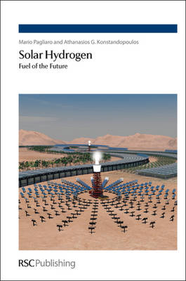 Solar Hydrogen: Fuel of the Future (Hardback)