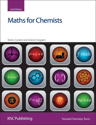 Maths for Chemists - Tutorial Chemistry Texts (Paperback)