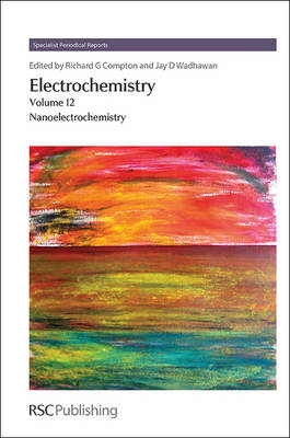 Electrochemistry: Volume 12 - Specialist Periodical Reports (Hardback)