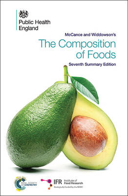 McCance and Widdowson's The Composition of Foods: Seventh Summary Edition (Paperback)
