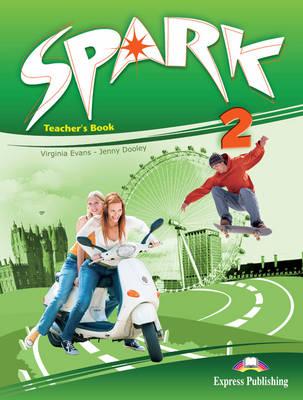 Spark: Teacher's Book Level 2 (Paperback)