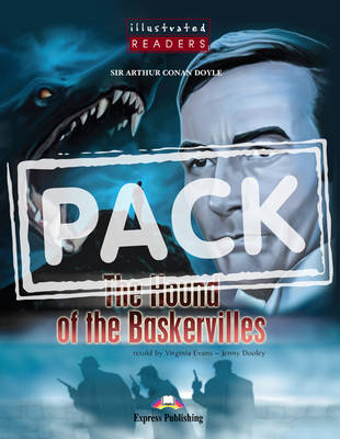 The Hound of the Baskervilles Illustrated Reader Student's Pack 2