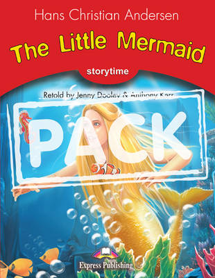 The Litle Mermaid Storytime Student's Pack 2