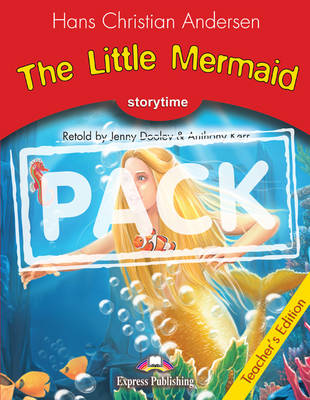 The Litle Mermaid Storytime Teacher's Pack 2