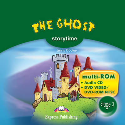 The Ghost Storytime Audio CD/DVD-ROM NTSC (CD-ROM)