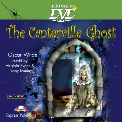 The Canterville Ghost Showtime DVD PAL/NTSC (DVD)