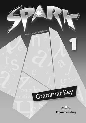 Spark: Grammar Key (Spain) Level 1 (Paperback)