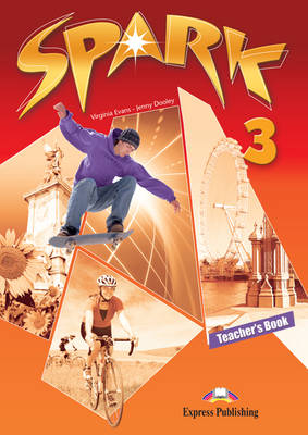 Spark: Teacher's Book (Spain) Level 3 (Paperback)