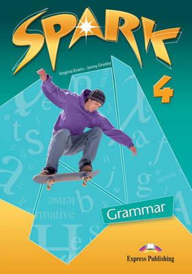 Spark: Grammar Book (Spain) Level 4 (Paperback)