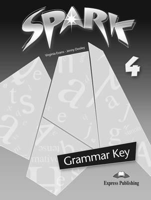 Spark: Grammar Key (Spain) Level 4 (Paperback)