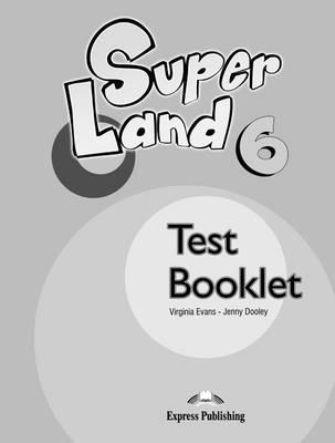 Superland 6 Test Booklet (Egypt) (Paperback)