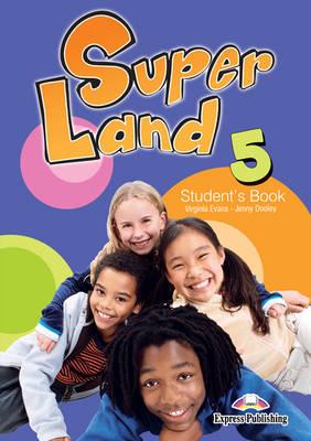 Superland 5 Student's Book (Egypt) (Paperback)