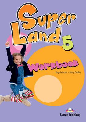 Superland 5 Workbook (Egypt) (Paperback)