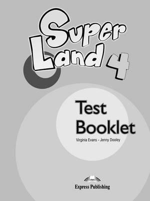 Superland 4 Test Booklet (Egypt) (Paperback)