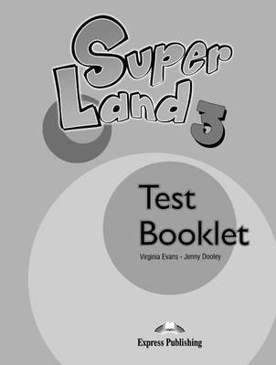 Superland 3 Test Booklet (Egypt) (Paperback)