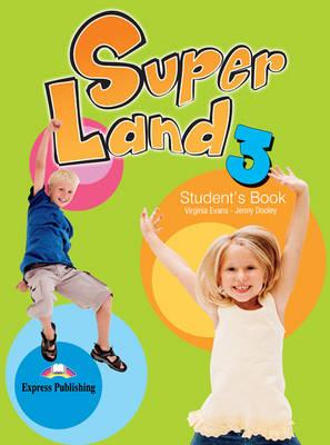 Superland 3 Student's Book (Egypt) (Paperback)