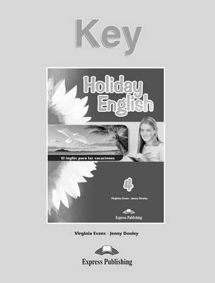 Holiday English 4 El Ingles Para Las Vacaciones Teacher's Book (Spain) (Paperback)