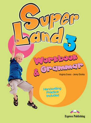 Superland 3 Workbook & Grammar (Egypt) (Paperback)