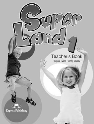Superland 1 Teacher's Book (Egypt) (Paperback)
