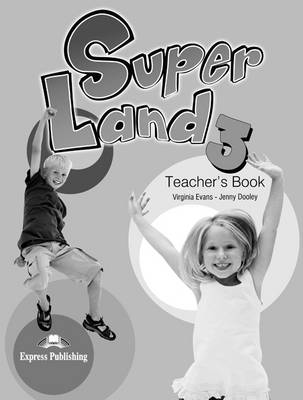 Superland 3 Teacher's Book (Egypt) (Paperback)