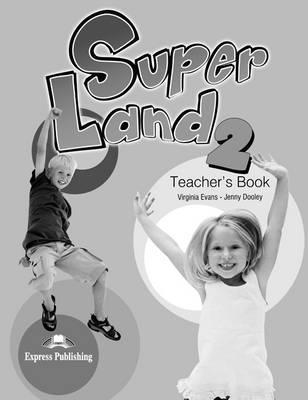 Superland 2 Teacher's Book (Egypt) (Paperback)