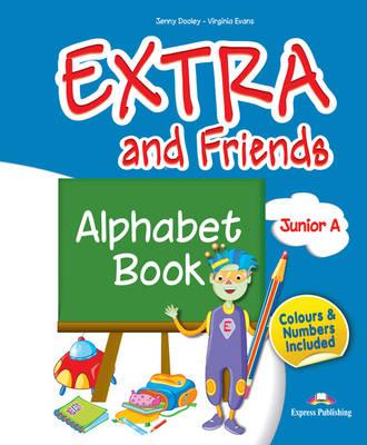 Extra and Friends Junior A Alphabet Book (Greece) (Paperback)