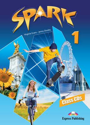 Spark: Class CDs (set of 3) (international) Level 1 (CD-ROM)