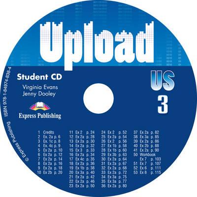 Upload US 3: Student's Cd (US) (CD-Audio)