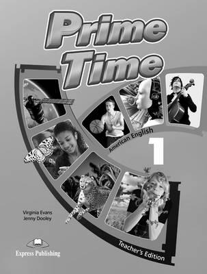 Prime Time 1 US Teacher's Book (US) (Paperback)