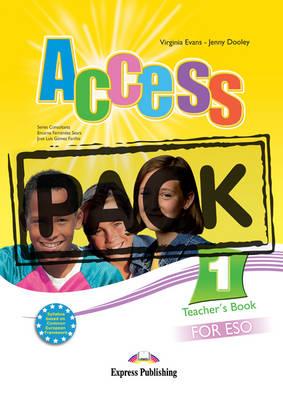 Access for ESO: Teacher's Pack (Spain) Level 1