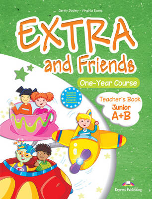 Extra & Friends One-Year Course Teacher's Book (Greece) (Paperback)
