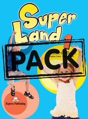 Superland 1 Student's Pack (Egypt)
