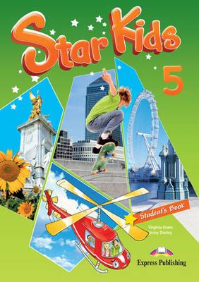 Star Kids: Student's Book (Latin America) Level 5 (Paperback)