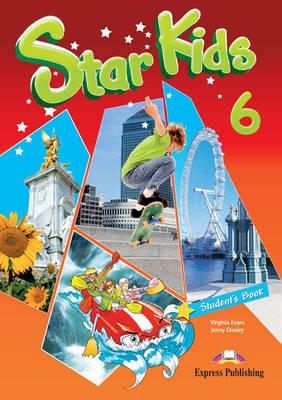 Star Kids: Student's Book (Latin American) Level 6 (Paperback)