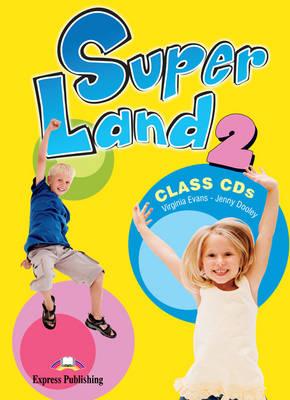 Superland 2: Class Cds (Egypt) (CD-Audio)