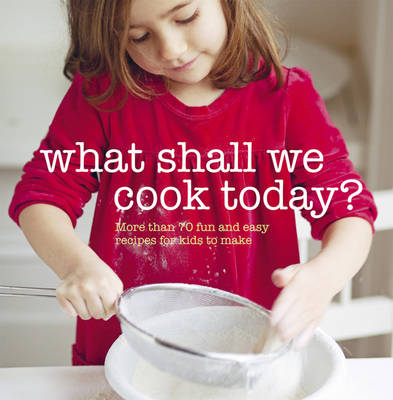 What Shall We Cook Today? (Paperback)