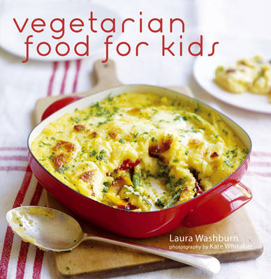 Vegetarian Food for Kids (Hardback)