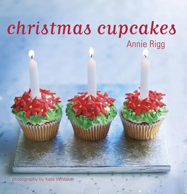 Christmas Cupcakes (Hardback)