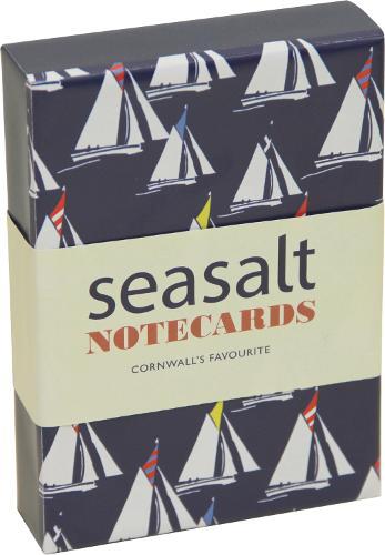 Sea Salt: Sailaway Classic Notecards