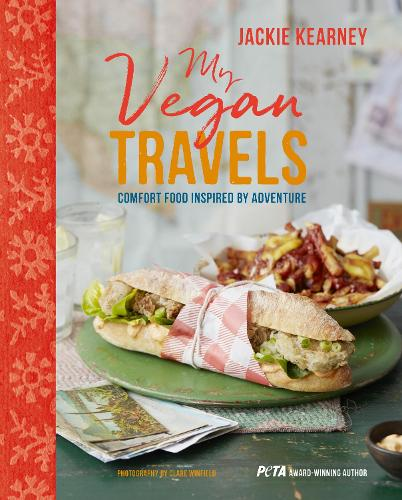 My Vegan Travels By Jackie Kearney Waterstones
