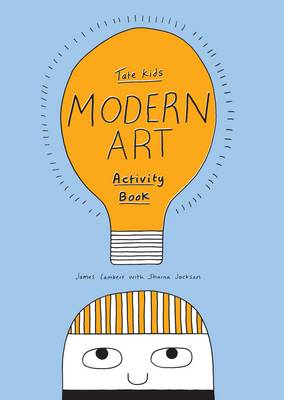 Tate Kids Modern Art Activity Book (Paperback)