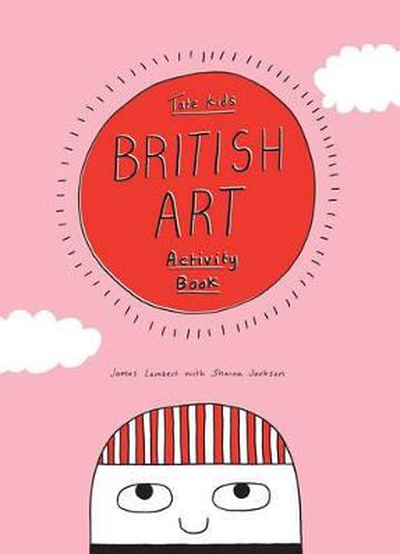Tate Kids British Art Activity Book (Paperback)