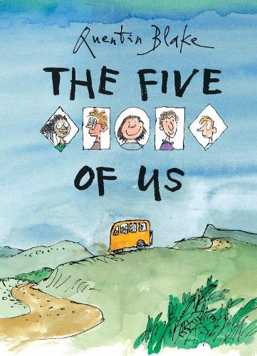 Five of Us (Hardback)