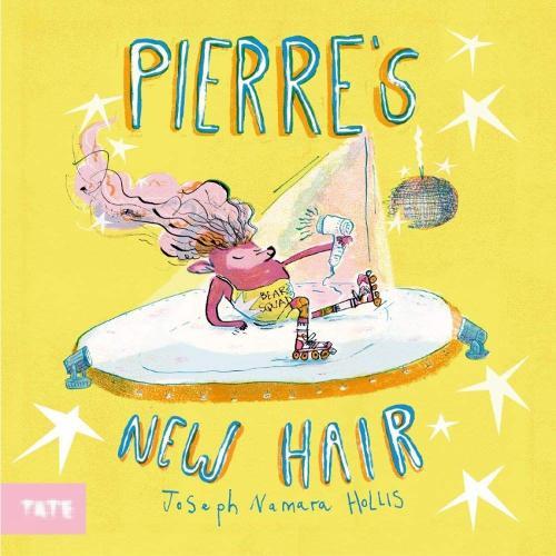 PIERRE'S NEW HAIR (Hardback)