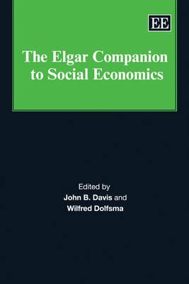 The Elgar Companion to Social Economics (Paperback)