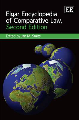 Elgar Encyclopedia of Comparative Law (Hardback)